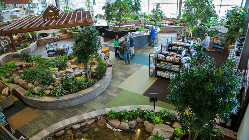 Water Gardening Store and Inspiration Center | Pond Construction ...
