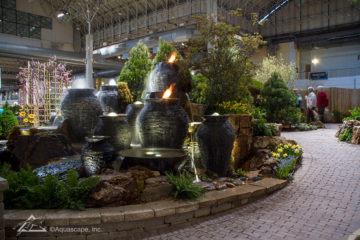 Chicago Flower and Garden Show at Navy Pier