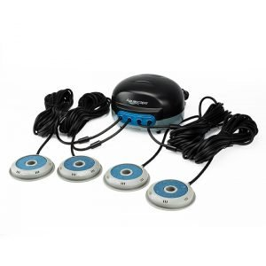 Pond Aerator with 4 outlets