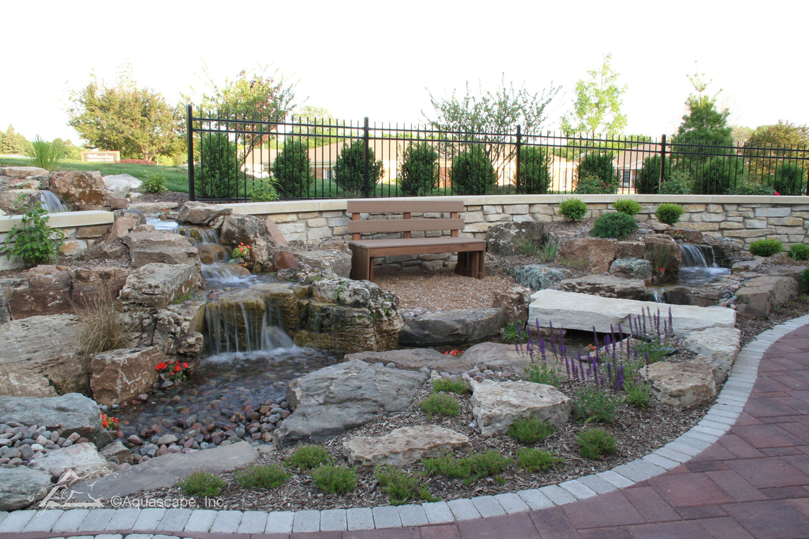 Sustainable Water Features Aquascape Construction