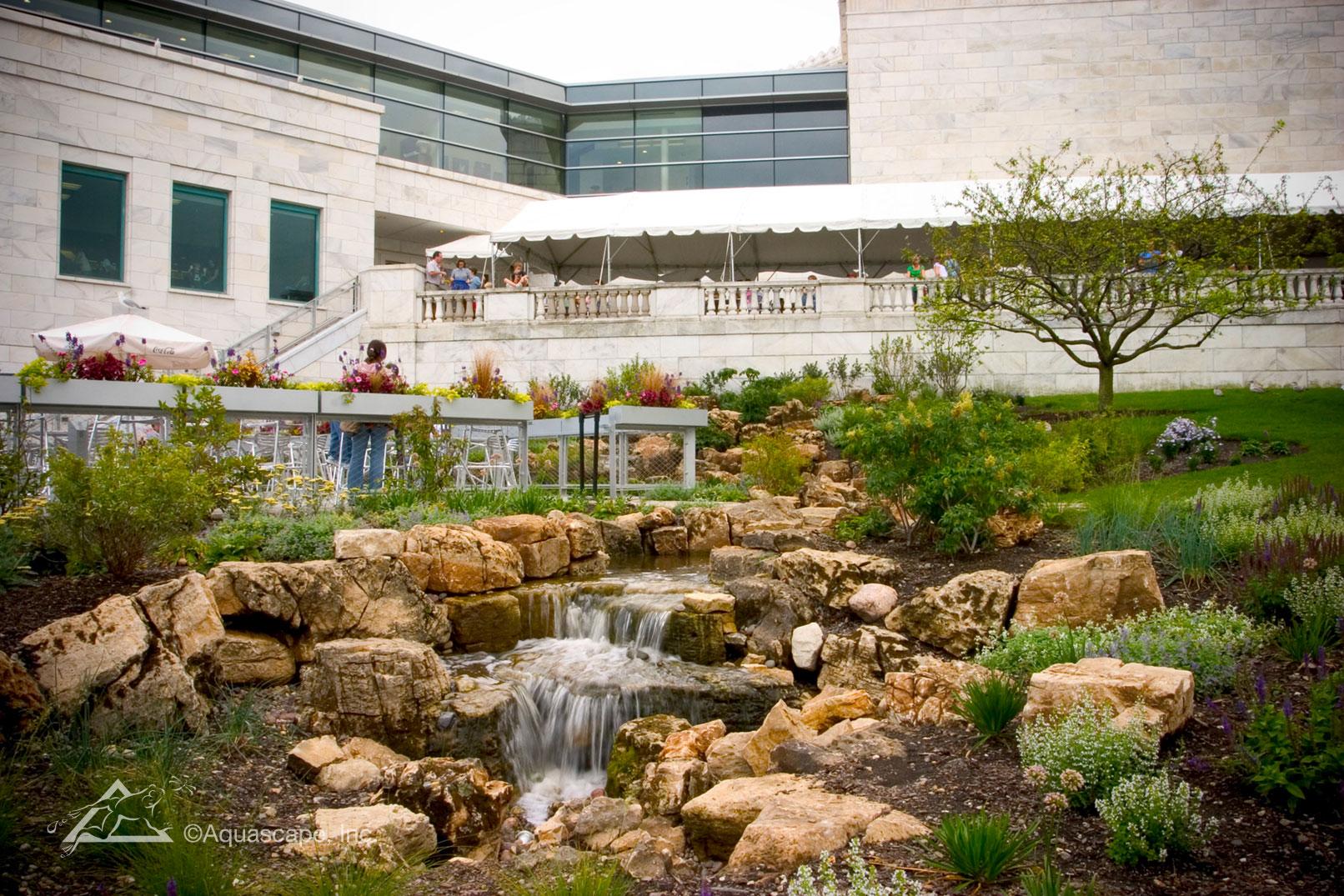 Shedd Aquarium :: Chicago, Illinois. Aquascape ...